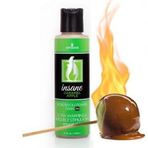Insane Caramel Apple Arousal Glide