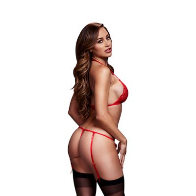 Baci Set Red Black