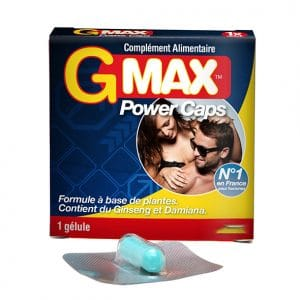 GMax Power Caps