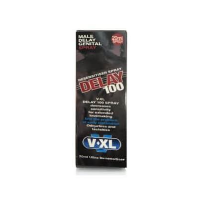 V XL Delay 100