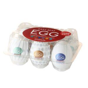 Tenga Egg – 6 Units Pack