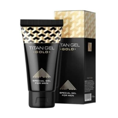 Titan Gel Gold (50 ml)