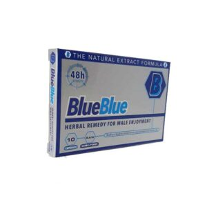 BlueBlue Erection Booster (10 cap)